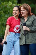 Becky G At 2019 Global Citizen Festival: Power The Movement in NYC