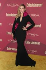 Bethany Joy Lenz At Entertainment Weekly and Loreal Paris in LA