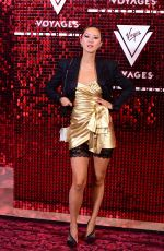 Betty Bachz At Virgin Voyages capsule collection launch event, Royal Opera House, Spring Summer 2020, London Fashion Week
