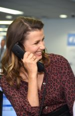 Bridget Moynahan At Cantor Fitzgerald, BGC and GFI Annual Charity Day in NYC