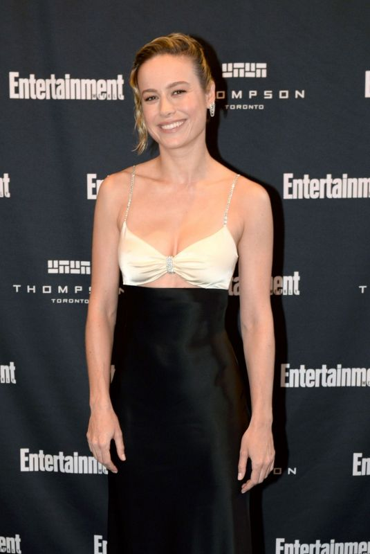 Brie Larson At Entertainment Weekly