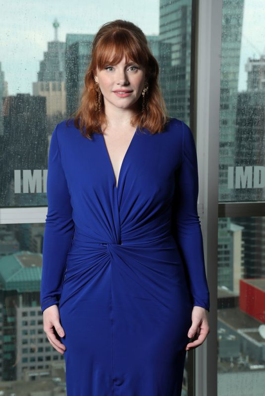 Bryce Dallas Howard At IMDb At Toronto 2019 Presented By Intuit: QuickBooks Canada