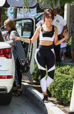 Camila Cabello Out for lunch at Verve in LA