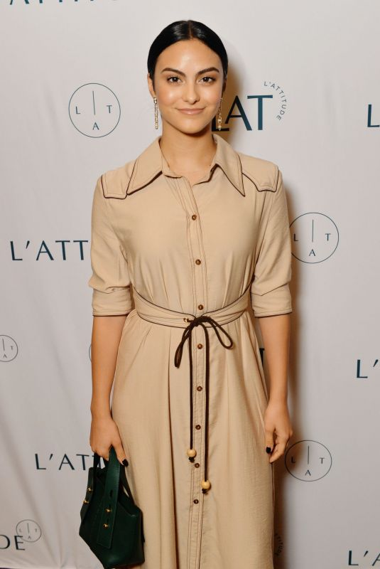 Camila Mendes At 2nd Annual L