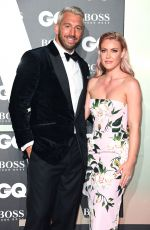 Camilla Kerslake Attends the GQ Men Of The Year Awards 2019 in London