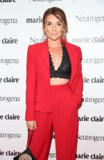 Candice Brown At The Marie Claire Future Shapers Awards In Partnership With Neutrogenaheld at One Marylebone, London