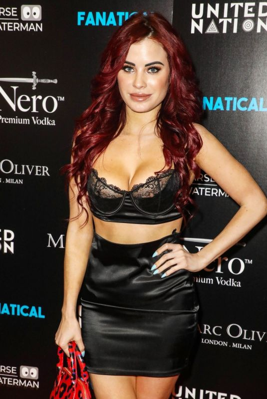Carla Howe At Fanatical film premiere in London