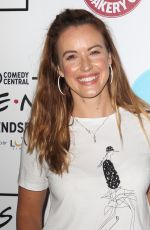 Charlie Webster Arrives on the red carpet during the FriendsFest 2019 at Kennington Park in London