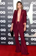 Charlotte de Carle At GQ Men of the Year Awards, Arrivals, Tate Modern, London