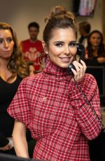 Cheryl At BGC Annual Global Charity Day in London