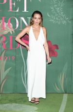 Chloe Bennet At The Green Carpet Fashion Awards in Milan