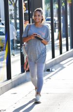 Christina Milian Is all smiles as she is spotted while out running errands in Studio City