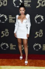 Cierra Ramirez At Los Angeles LGBT Center 50th Anniversary event at The Greek Theatre in LA