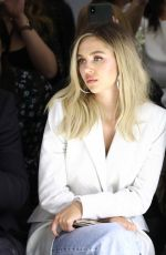 Delilah Belle Hamlin At Elie Tahari show at New York Fashion Week