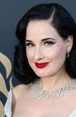 Dita Von Teese At Comedy Central Roast of Alec Baldwin, Arrivals, Saban Theatre, Los Angeles