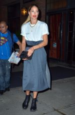 Doutzen Kroes At Lily Aldridge Parfums Launch at The Bowery Terrace at the Bowery Hotel in NYC