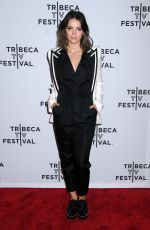 Ella Hunt At Tribeca TV Festival 2019 Presents the World Premiere of Apple TV+ Dickinson, New York