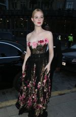 Elle Fanning At GQ Men Of The Year Awards 2019 in London