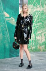 Elsa Hosk At Coach 1941 show at NYFW in New York