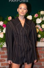 Elsa Hosk At Lily Aldridge Perfums Launch Event in New York City