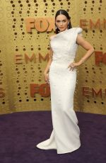 Emanuela Postacchini At 71st Annual Primetime Emmy Awards, Microsoft Theatre, Los Angeles