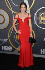 Emily Pendergast At HBO Primetime Emmys After Party, Pacific Design Center, Los Angeles