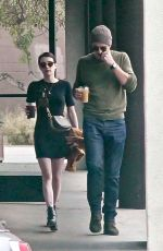 Emma Roberts Out for lunch in LA