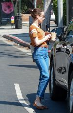 Emma Roberts Out in LA