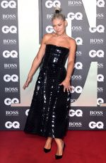 Emma Willis Arriving at the GQ Men of the Year Awards 2019 in association with Hugo Boss, London
