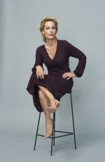 Gillian Anderson for Winser London Collection