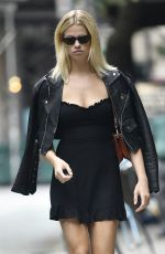Hailey Clauson Out in East Village in New York City