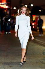 Haley Kalil At Elle New York Fashion Week kickoff party in New York
