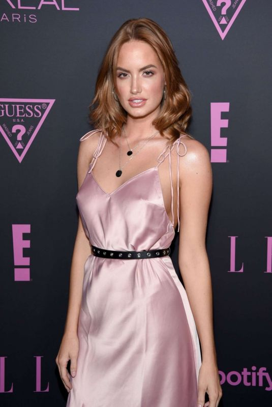 Haley Kalil At Elle Women in Music in NY