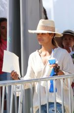 Halle Berry Arrives at the Malibu Chili Cookoff in Malibu