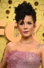 Halsey At 71st Annual Emmy Awards in LA