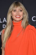Heidi Klum At 2019 Harper