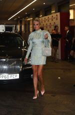 Helen George At The TV Choice Awards, London