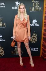 Ireland Baldwin At Comedy Central Roast of Alec Baldwin, Arrivals, Saban Theatre, Los Angeles