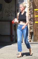 Ireland Baldwin Out and about in Studio City