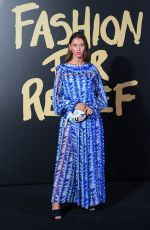Iris Law At Fashion For Relief, Spring Summer 2020, London Fashion Week, UK