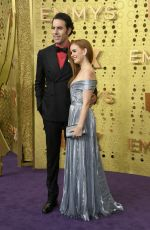 Isla Fisher At 71st Annual Emmy Awards in LA