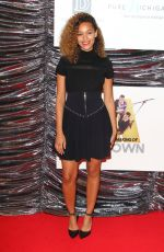 Izzy Bizu Attends the Hitsville, The Making of Motown, UK Premiere at the Odeon Luxe, Leicester Square in London