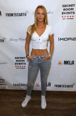 Jade Albany At the Red Carpet Retreat Lounge - Presented by Secret Room Events held at the InterContinental Los Angeles