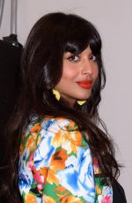 Jameela Jamil Attends WE Day UN 2019 at Barclays Center