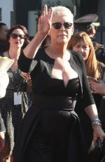 Jamie Lee Curtis At 45th Annual Saturn Awards at Avalon Theatre in Los Angeles