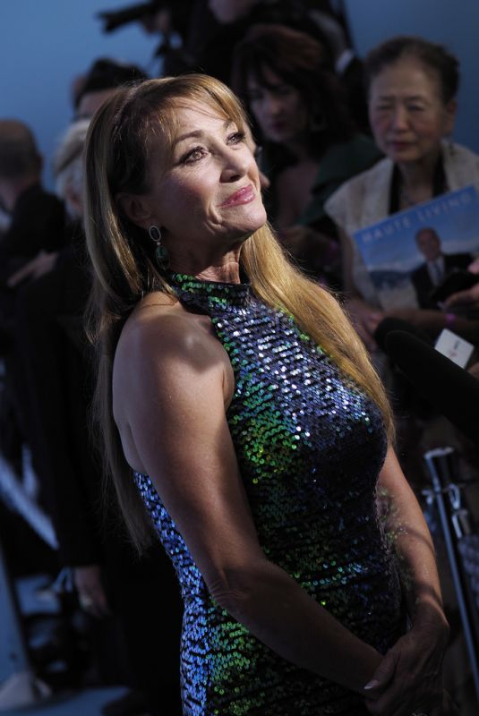 Jane Seymour At Gala for the Global Ocean 2019 in Monte Carlo