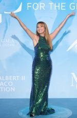 Jane Seymour At Gala for the Global Ocean 2019 in Monte-Carlo, Monaco