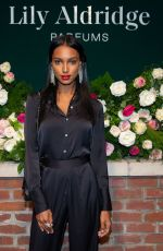 Jasmine Tookes At Lily Aldridge Parfums launch event in NYC