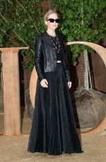 Jennifer Lawrence At Christian Dior show in Paris