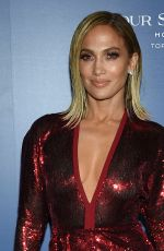 Jennifer Lopez At The HFPA and THR Party in Toronto
